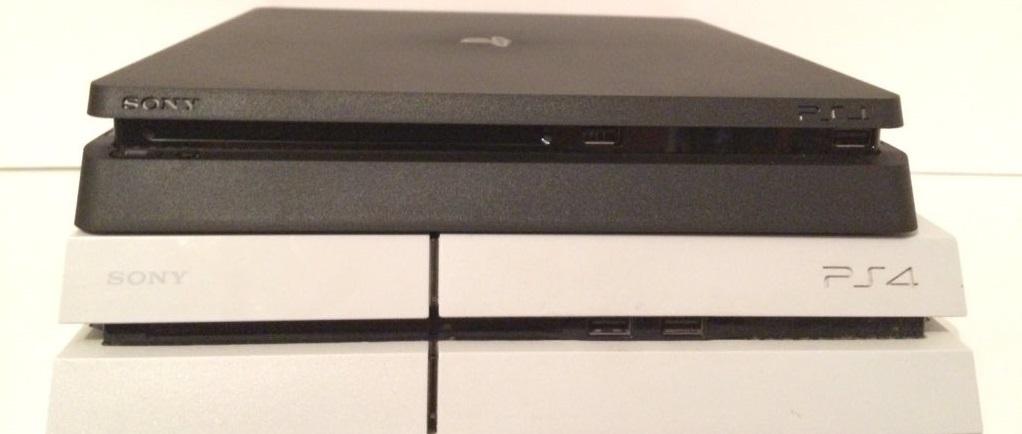 PlayStation 4 Slim en nuevas imágenes e incluso vídeo