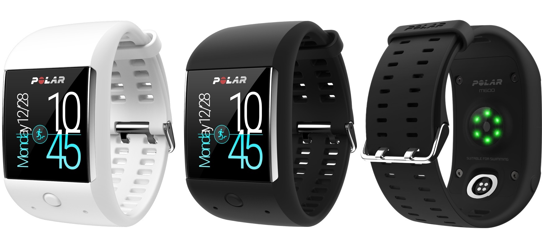Polar M600: Reloj inteligente para deportistas con 2 días de autonomía