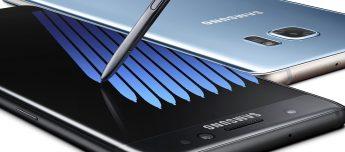 Samsung Galaxy Note7 - Portada