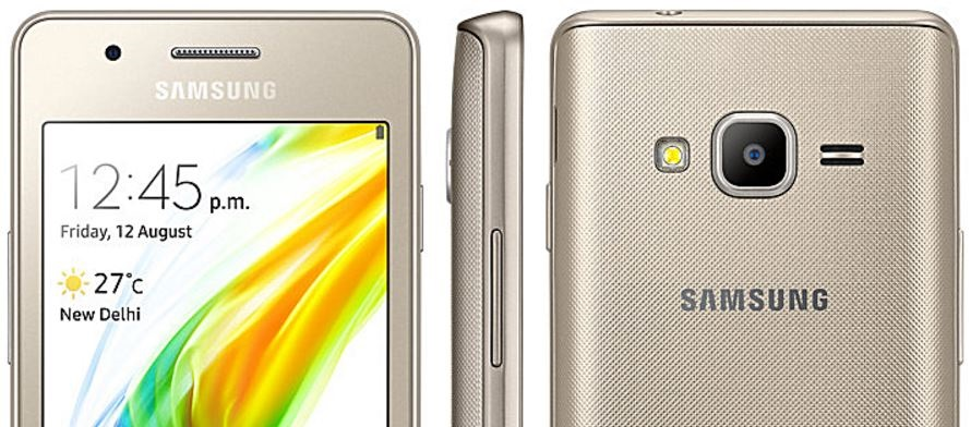 Samsung Z2 - Portada