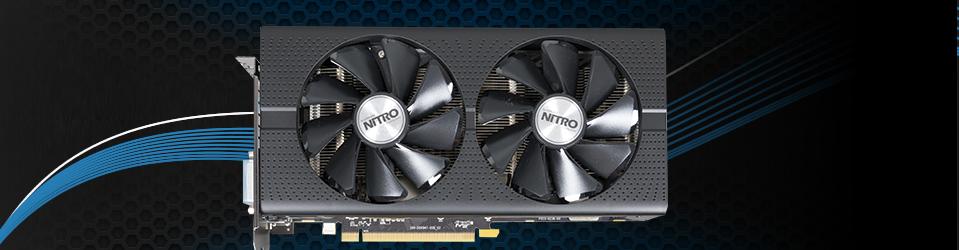 Sapphire Radeon RX 470 Nitro+ 8 GB Slider