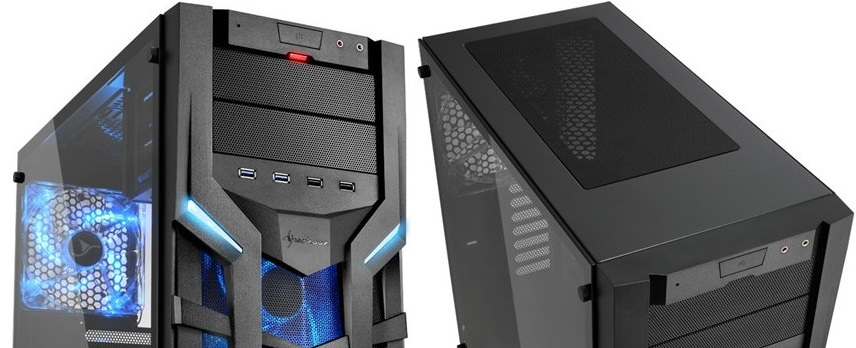 Sharkoon DG7000-G - Portada