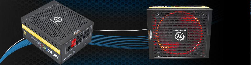 Thermaltake Toughpower DPS G RGB Slider