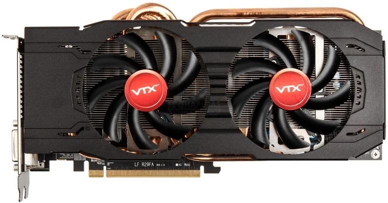 VTX3D Radeon R9 390