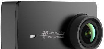 Xiaomi Yi 4K - Portada