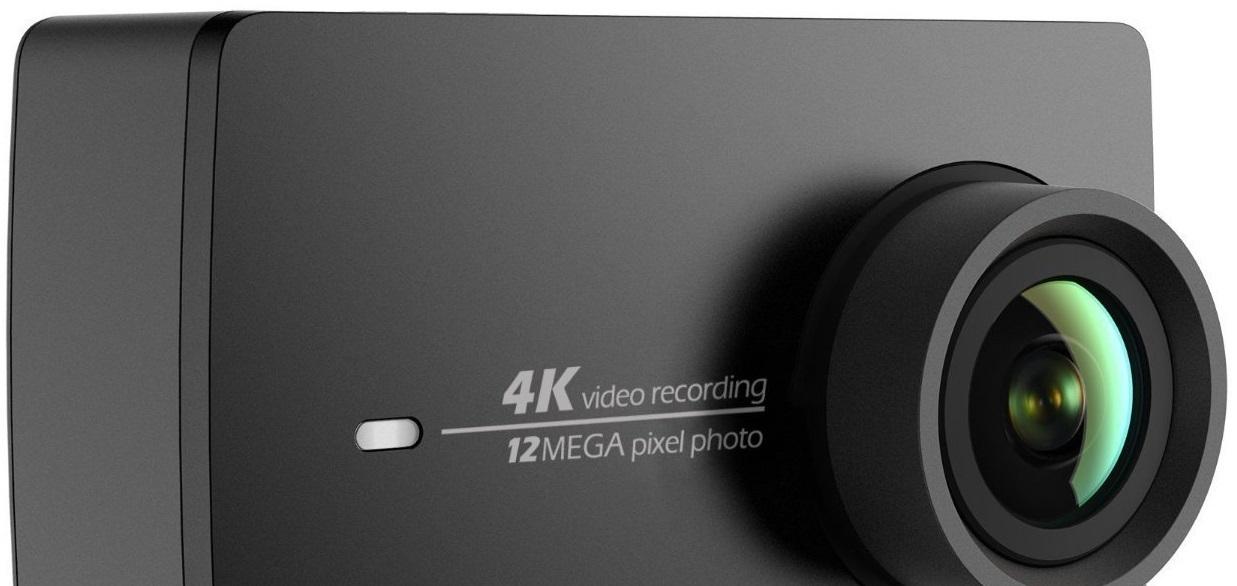 La YI 4K Action de Xiaomi llega a Europa por 269.99 euros