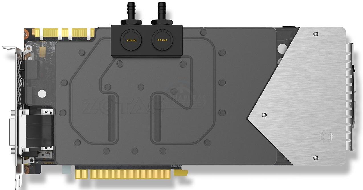 Zotac GeForce GTX 1080 Arctic Storm (1)