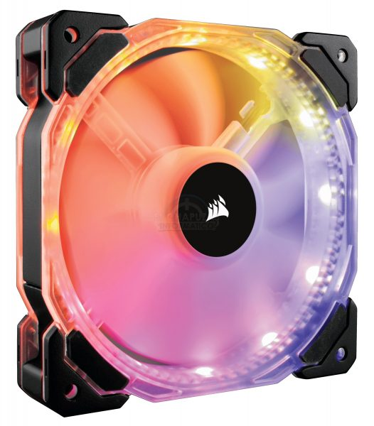 740 The Fan >> Corsair SP120 RGB y HD120 RGB, ventiladores de alto rendimiento con LEDs RGB