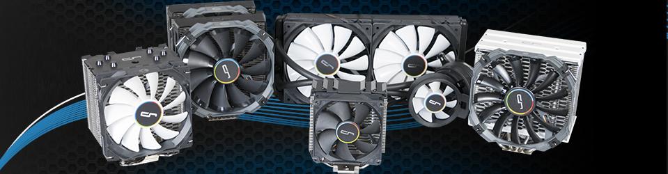 Review: Cryorig – Repaso de sus Disipadores y Líquidas de alto rendimiento
