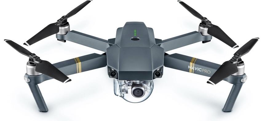 Mavic Pro, el nuevo dron de DJI que planta cara al GoPro Karma