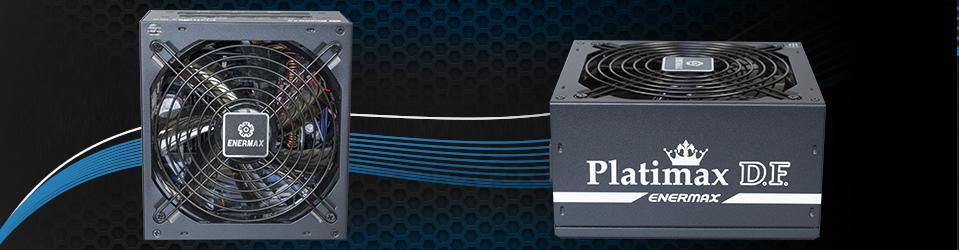 Review: Enermax Platimax D.F. Platinum