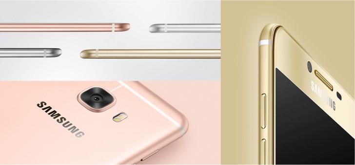 Galaxy C9, el primer Smartphone de Samsung con 6 GB de RAM