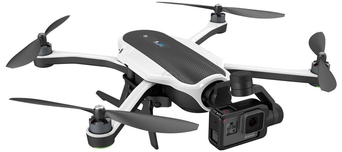 GoPro llama a devolver 2.500 drones Karma por problemas en sus baterías