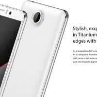 HomTom H10 (5.5″, Helio X20, 4GB RAM y 21MPX) en oferta por 172 euros