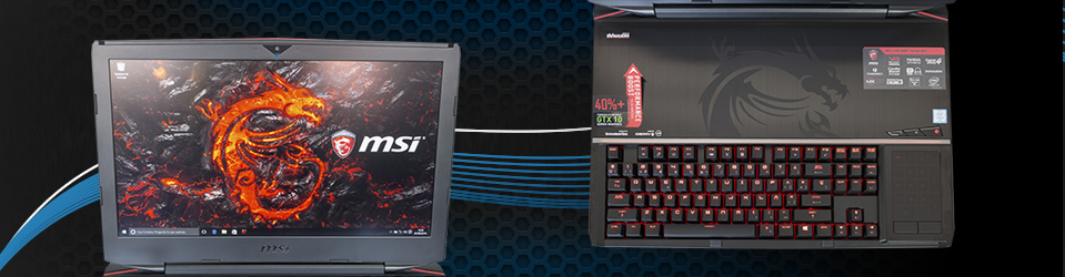 Review: MSI GT83VR (SLI 2x GeForce GTX 1080)