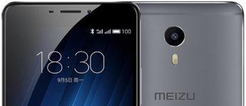 Meizu M3 Max - Portada