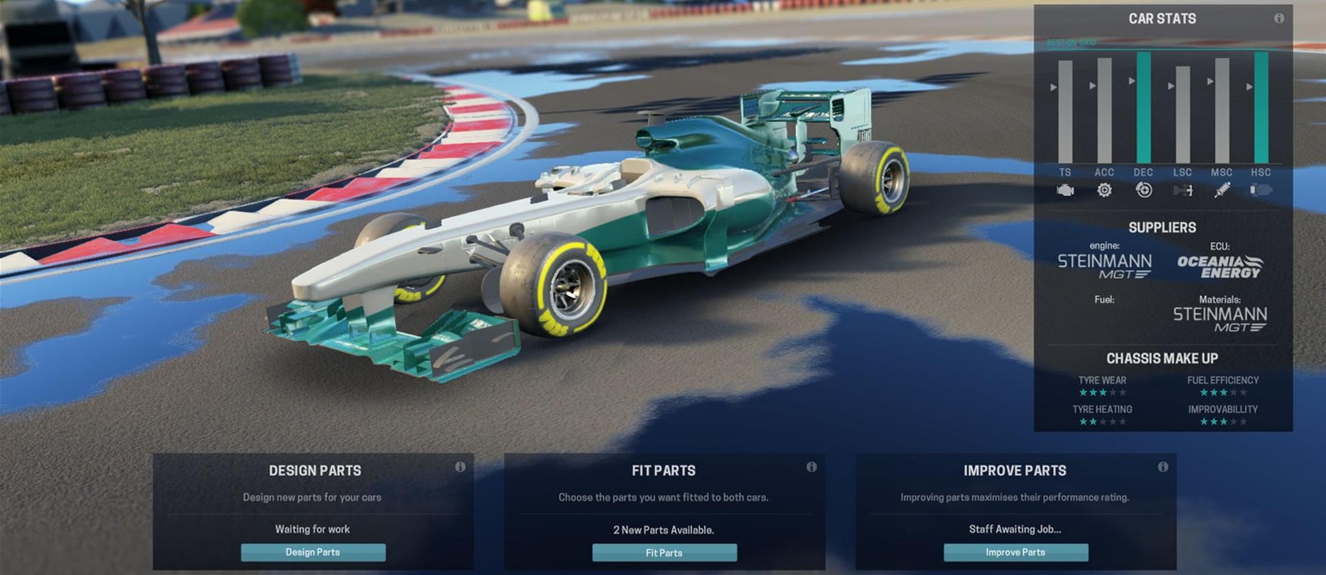 Descarga el Motorsport Manager gratis para Android