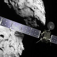 Rosetta finaliza su misión chocando contra el cometa 67P/Churyumov Gerasimenko
