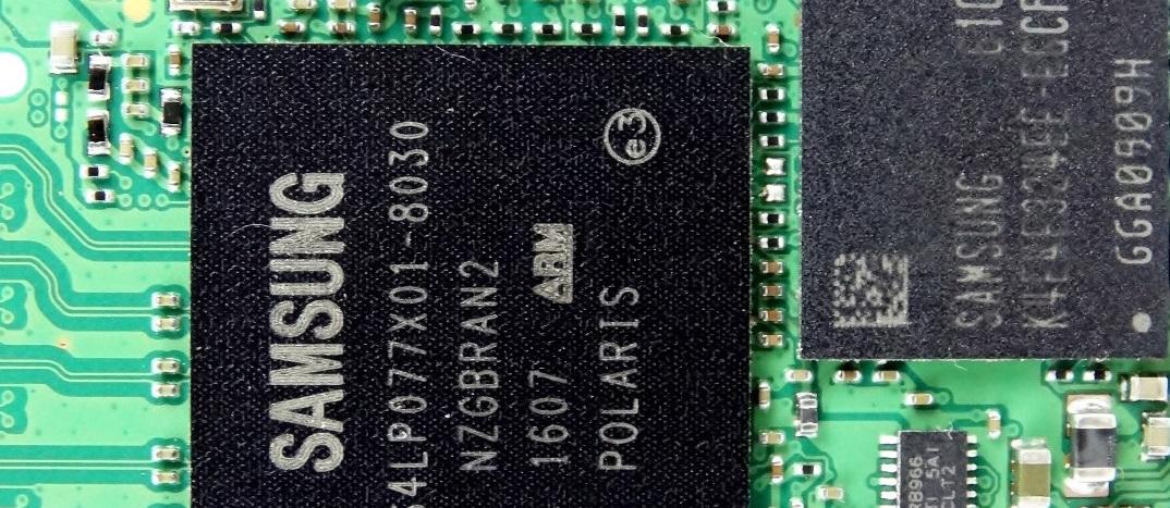 Samsung 960 EVO: SSD ultrarrápido que usa la nueva controladora Polaris