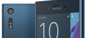Sony Xperia XZ - Portada