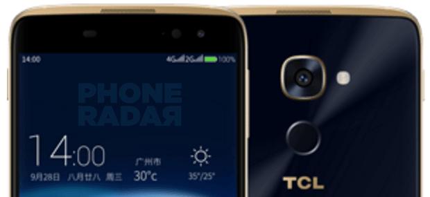TCL 950: 5.5″ AMOLED, Snapdragon 820 y doble altavoz en estéreo