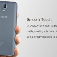 UHANS A101: Un 5″ Quad-Core con Android 6.0 y 4G por 49.99 euros