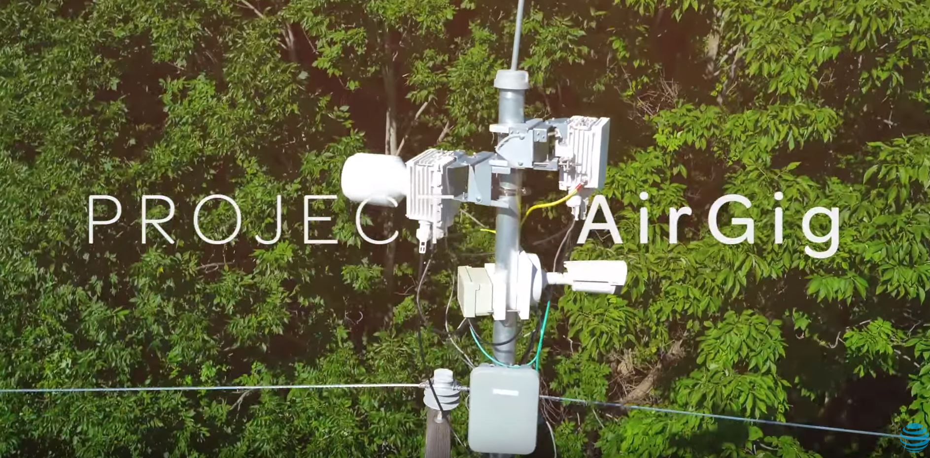 Project AirGig: Acceso a Internet de alta velocidad a través del tendido eléctrico