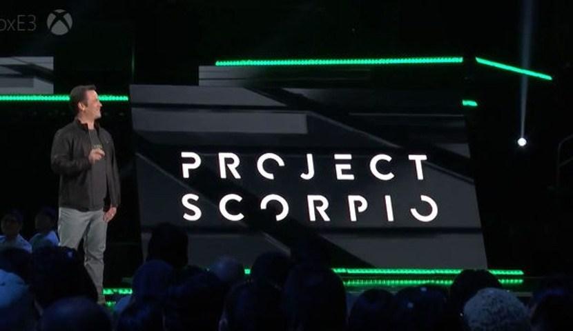 La Xbox Scorpio se daría a conocer la próxima semana