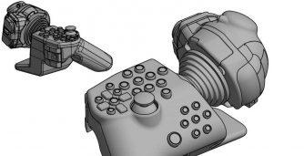 r-handle-controlador