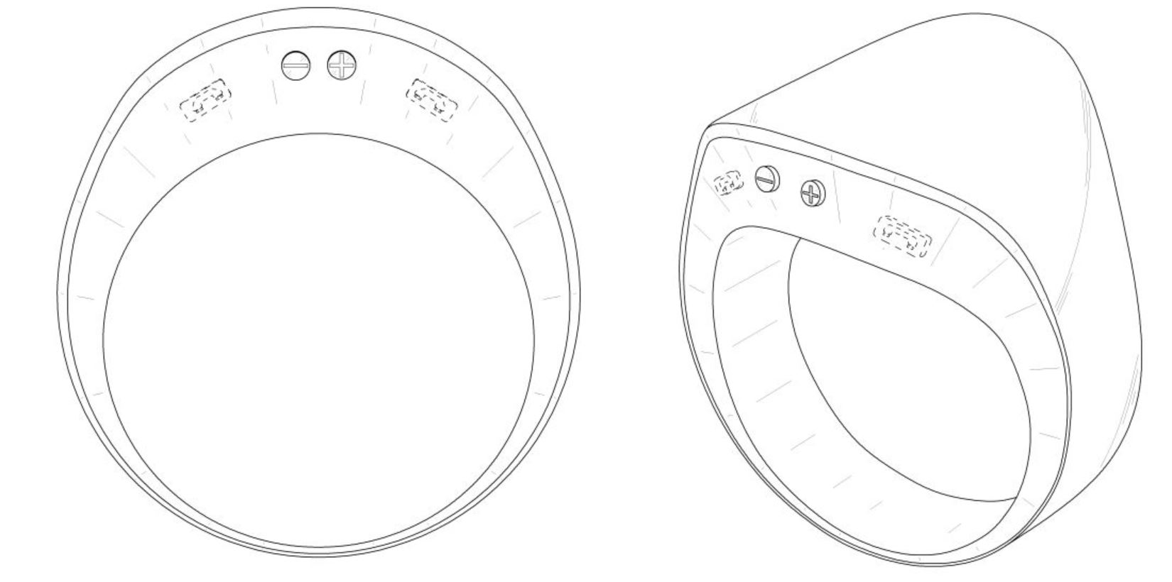 Samsung podría estar desarrollando un anillo con sensores biométricos