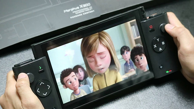 La Nintendo Switch ya existe, se llama Aikun Morphus X300