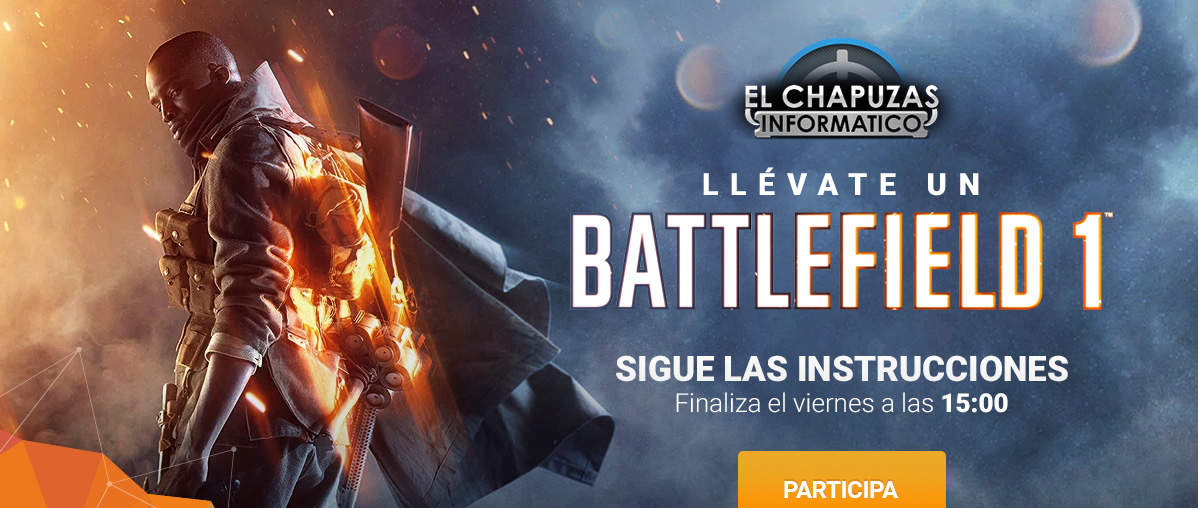 Regalamos una licencia de Battlefield 1 para PC