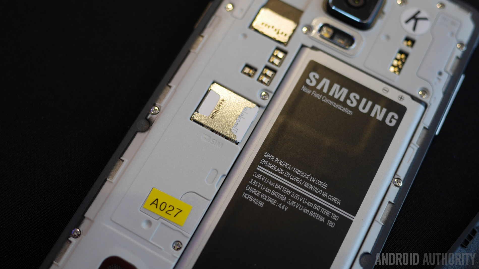 Las baterías del Galaxy S8 llegarían de la mano de una firma japonesa