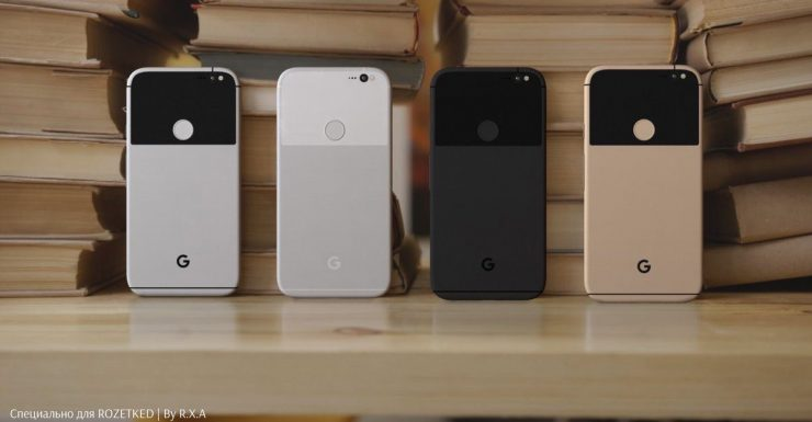 Google Pixel y Google Pixel XL 740x385 0