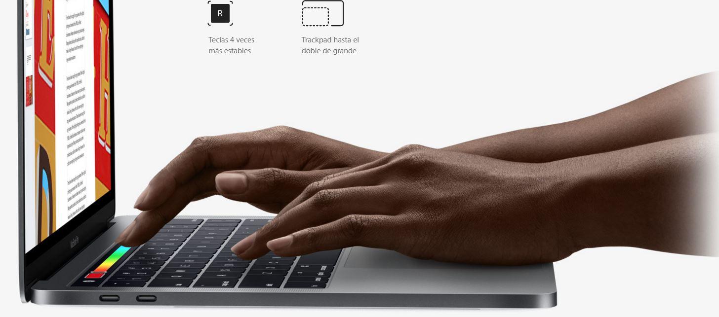 MacBook Pro 2016 – 5 modelos disponibles: Especificaciones y precios