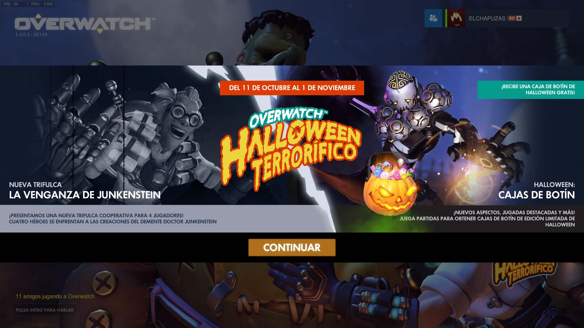 Overwatch Halloween 1 0