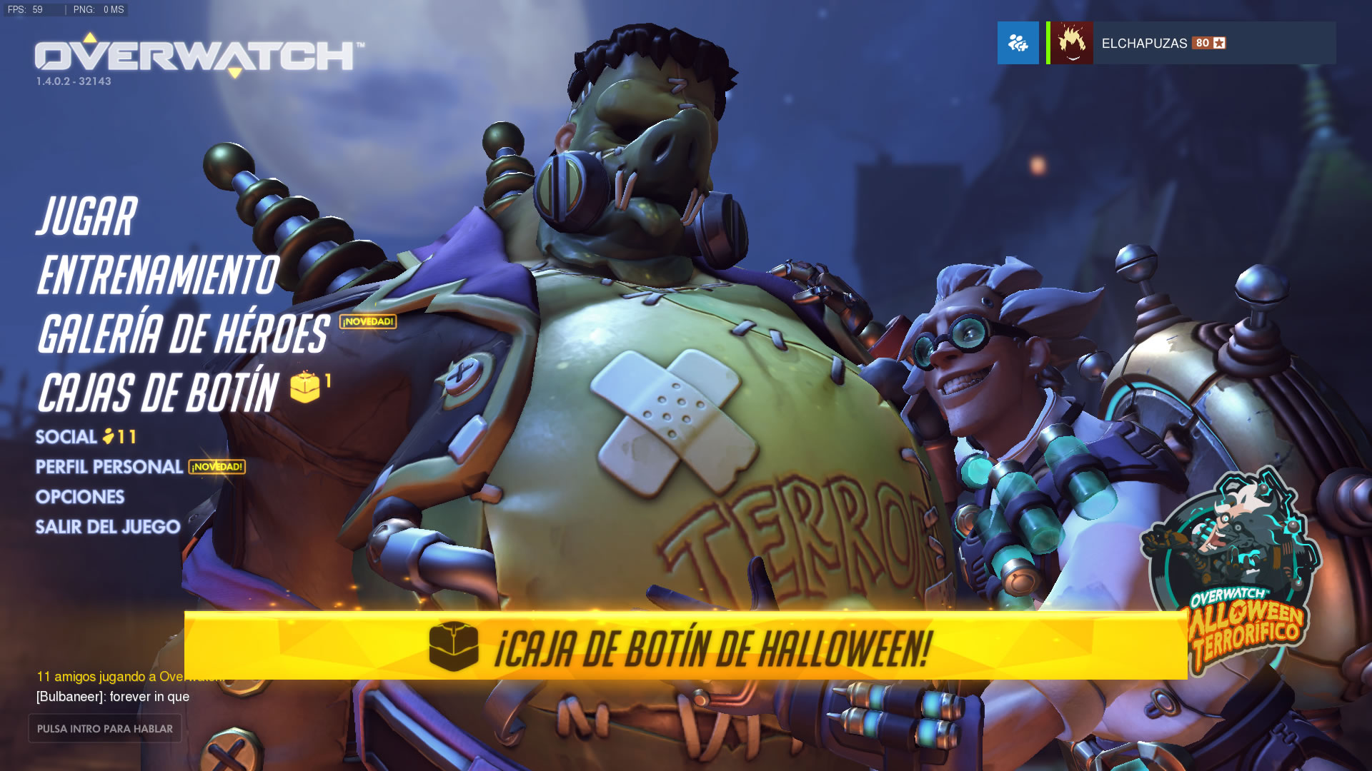 Overwatch Halloween 2 1