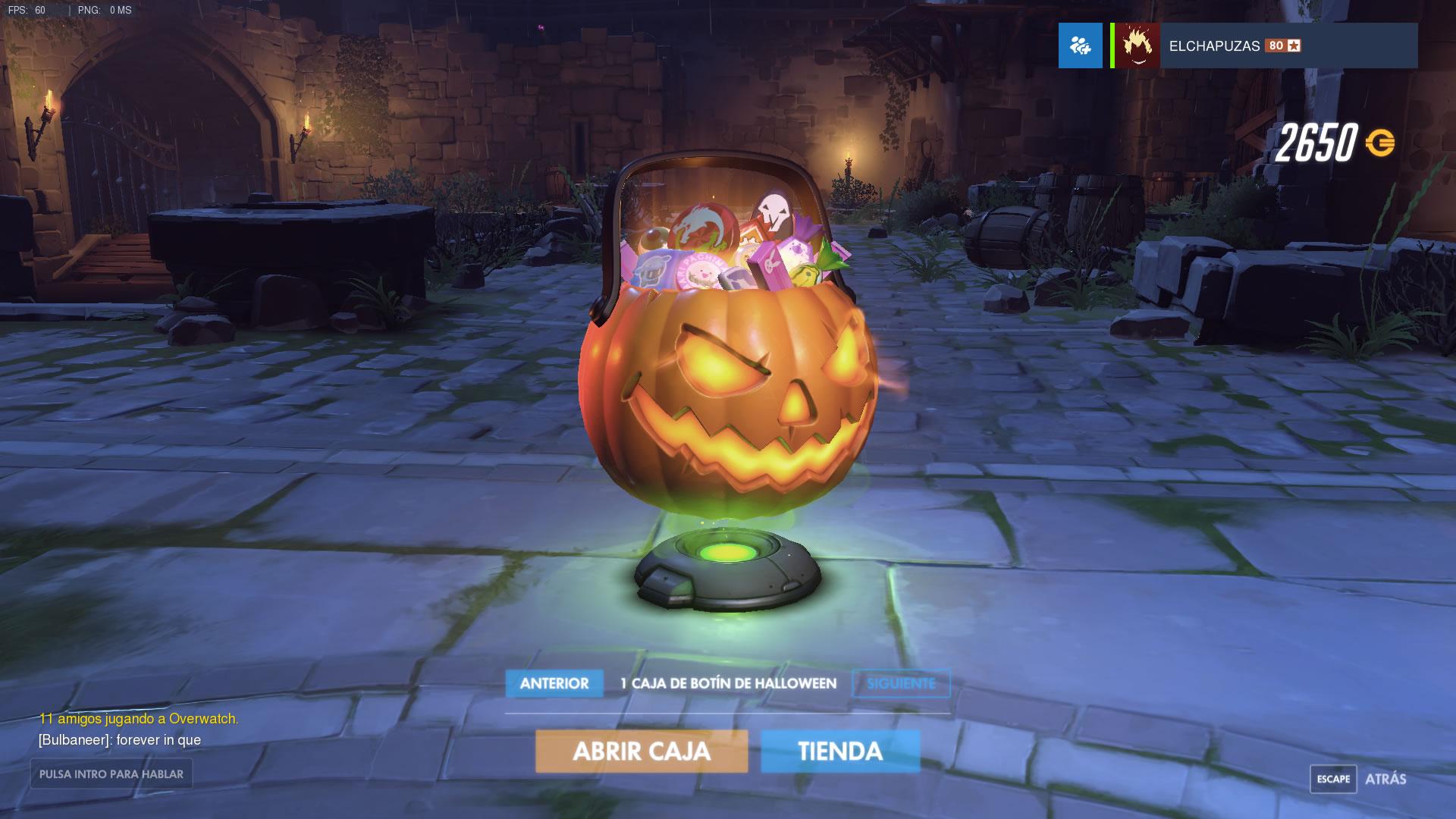 Overwatch Halloween 3 3