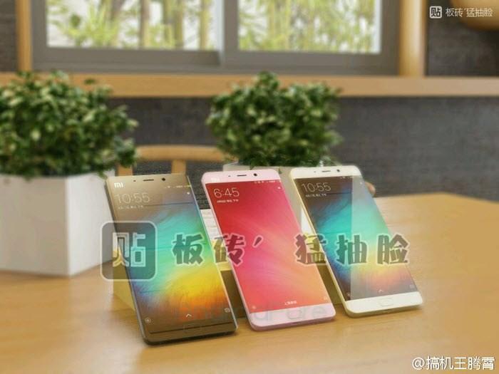 Recent Xiaomi Mi Note 2 leaks 2 4