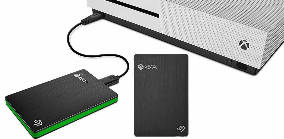 Seagate Game Drive for Xbox SSD: SSD externo de 512GB para la Xbox One