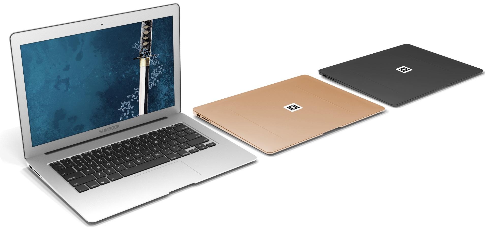 SlimBook KATANA: Ultrabook que no tiene nada que envidiar de los MacBook