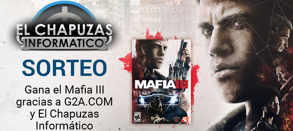 Regalamos una copia de MAFIA III para Steam
