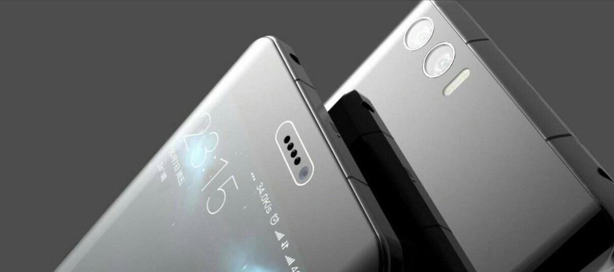 Xiaomi Mi Note 2: Este sería su diseño definitivo