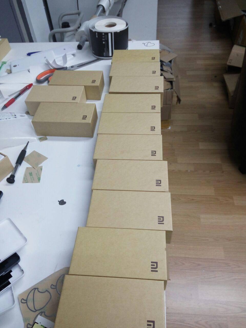 Xiaomi que serán remarcados a Zetta 2