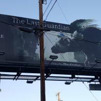 Aparece publicidad de The Last Guardian en los Estados Unidos