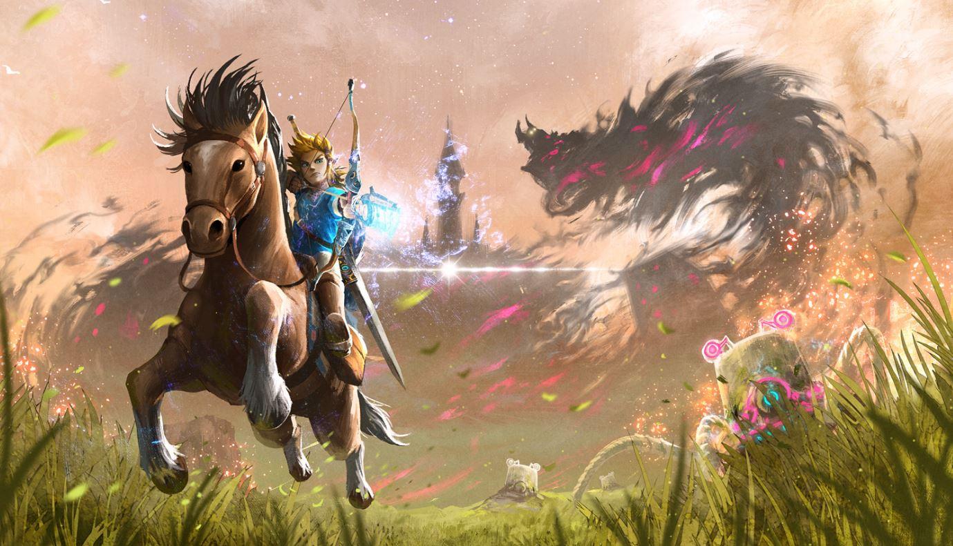 Así de bien luce The Zelda: Breath of the Wild en PC a una resolución 4K