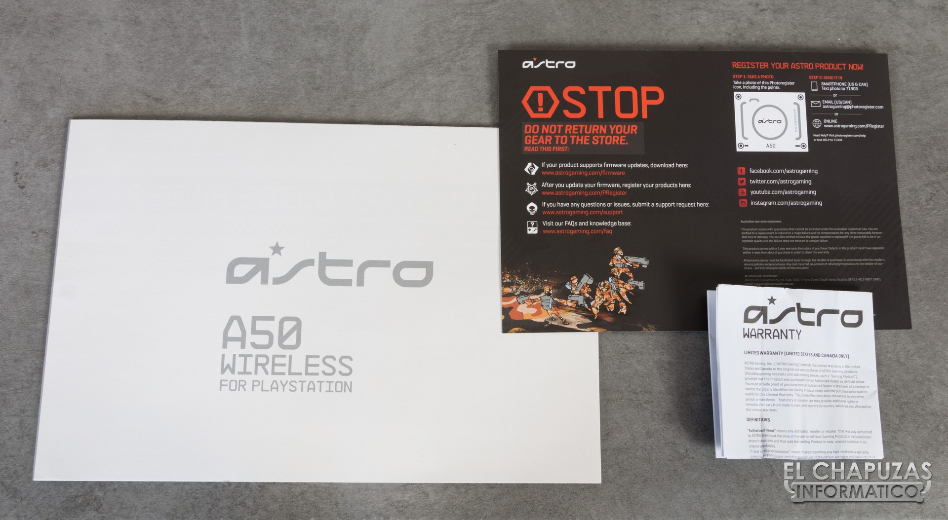 Review Astro A50 Estaci 243 N Base Ps4