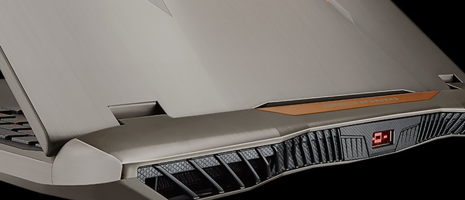 Asus ROG G701VI: 17.3″ FHD @ 120 Hz, Core i7 y GTX 1080 en 32.5mm
