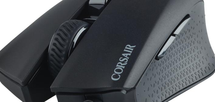 Corsair Harpoon RGB: Ratón gaming cómodo y duradero
