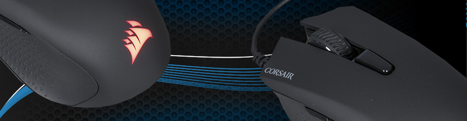 Review: Corsair Harpoon RGB